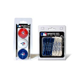 Team Golf Toronto Blue Jays Ball & Tee Set
