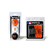 Team Golf San Francisco Giants Ball & Tee Set