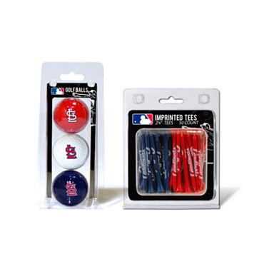 Team Golf St. Louis Cardinals Ball & Tee Set
