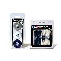 Team Golf Tampa Bay Rays Ball & Tee Set