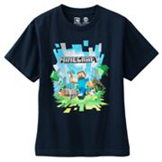 Minecraft Adventure Graphic Tee - Boys 8-20