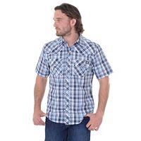 Dickies Plaid Western Button-Down Shirt - Men