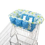 Comfort and Harmony Geometric Cart and High Chair Cover