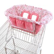 Comfort and Harmony Floral Cart and High Chair Cover