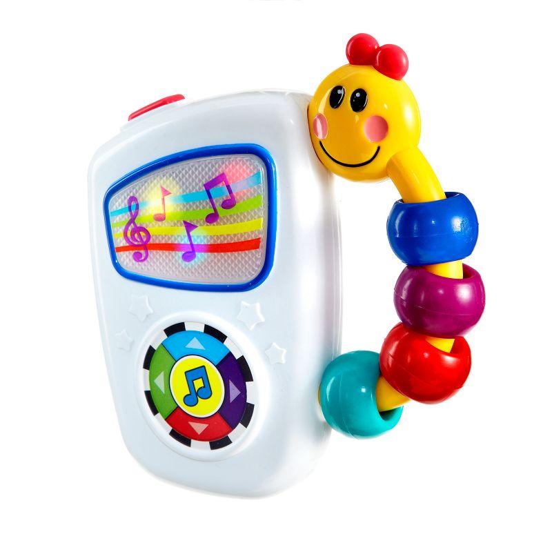 Baby Einstein Take Along Tunes Toy, Multicolor
