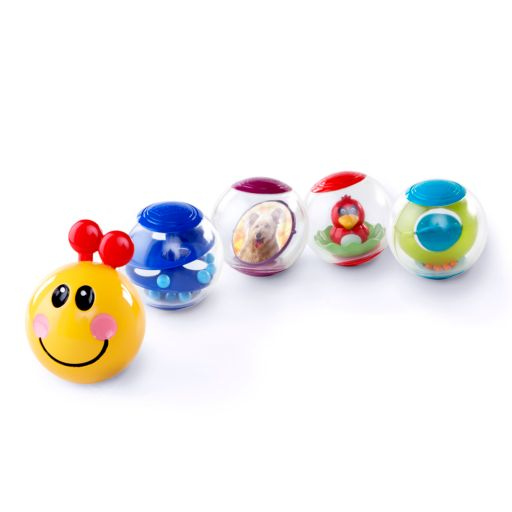Baby Einstein Roller-Pillar Activity Balls