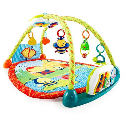 Bright Starts Bee With Me Tummy To Table Toy Activity Gym