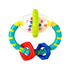 Bright Starts Grab & Spin Rattle