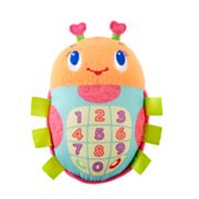 Bright Starts Pretty In Pink Bugaboo Phone Friend