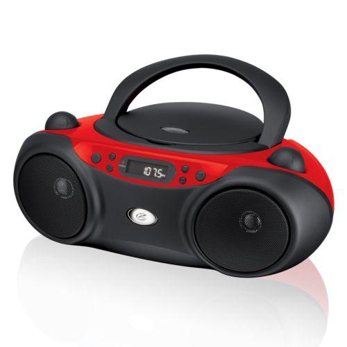 GPX CD Boombox Radio