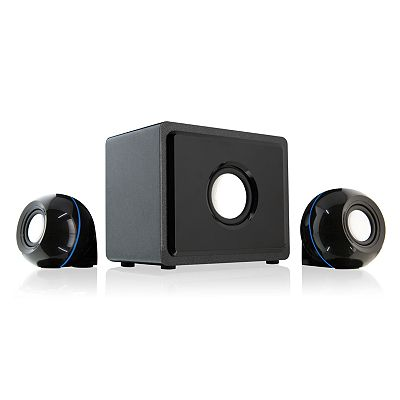 GPX 2.1 Channel Home Theater System with Subwoofer