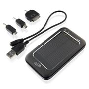 GPX Tablet and Mobile Phone Solar-Powered Charger