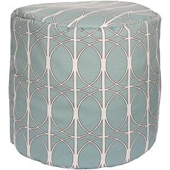 Artisan Weaver SeaTac Indoor Outdoor Pouf