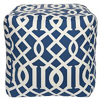 Artisan Weaver St. Helens Indoor Outdoor Pouf