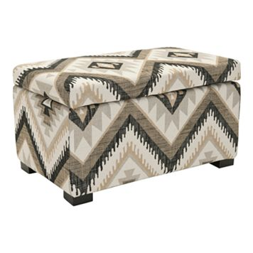 Safavieh Madison Small Storage Bench