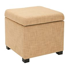 Safavieh Madison Storage Ottoman