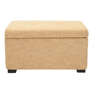 Safavieh Maiden Small Tufted Storage Bench