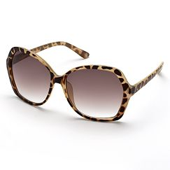 LC Lauren Conrad Oversized Sunglasses