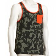 Urban Pipeline Pocket Tank - Men