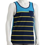 Urban Pipeline Striped Tank Top - Men