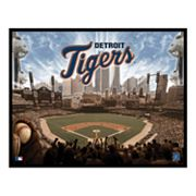 Detroit Tigers Comerica Park Wall Art