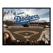 Los Angeles Dodgers Dodger Stadium Wall Art