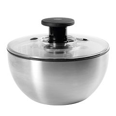OXO Good Grips Stainless Steel Salad Spinner