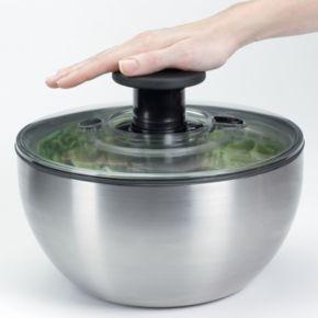 OXO Good Grips Stainless Steel Salad Spinner