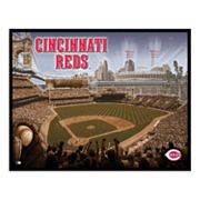 Cincinnati Reds Great American Ball Park Wall Art