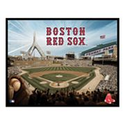 Boston Red Sox Fenway Park Wall Art