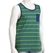 Tony Hawk Big Sky Geometric Tank - Men