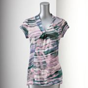 Simply Vera Vera Wang Watercolor Top