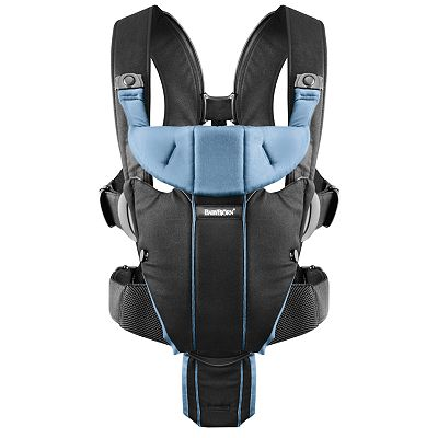 BabyBjorn Miracle Baby Carrier - Blue