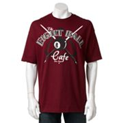 SONOMA life + style The Eight Ball Cafe Tee - Big and Tall