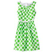 Speechless Dot Dress - Girls 7-16