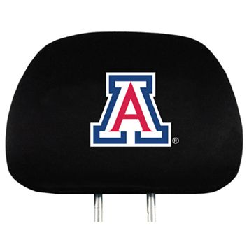 Arizona Wildcats Head Rest Covers