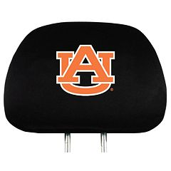 Auburn Tigers Head Rest Covers