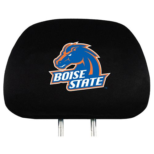 Boise State Broncos Head Rest Covers