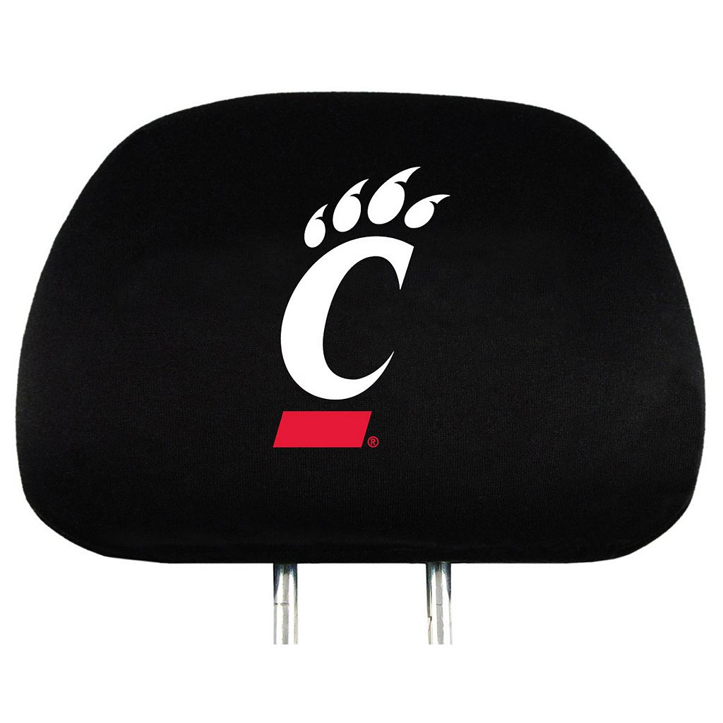 Cincinnati Bearcats Head Rest Covers