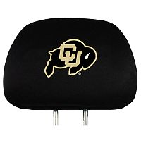 Colorado Buffaloes Head Rest Covers