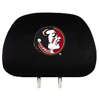 Florida State Seminoles Head Rest Covers