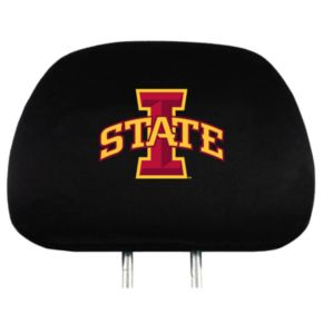 Iowa State Cyclones Head Rest Covers