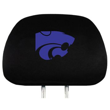 Kansas State Wildcats Head Rest Covers