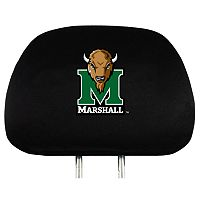 Marshall Thundering Herd Head Rest Covers