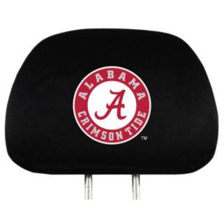 Alabama Crimson Tide Head Rest Covers