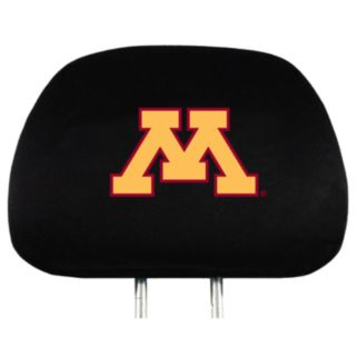 Minnesota Golden Gophers Head Rest Covers