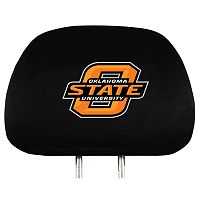 Oklahoma State Cowboys Head Rest Covers