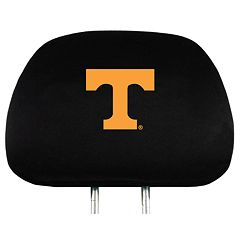 Tennessee Volunteers Head Rest Covers
