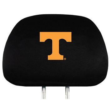Tennessee Volunteers Head Rest Covers