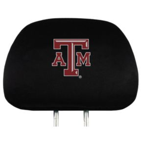 Texas Aand M Aggies Head Rest Covers